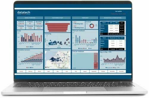 PACOM presenteert DatatechBureau: vertrouw op jouw data!