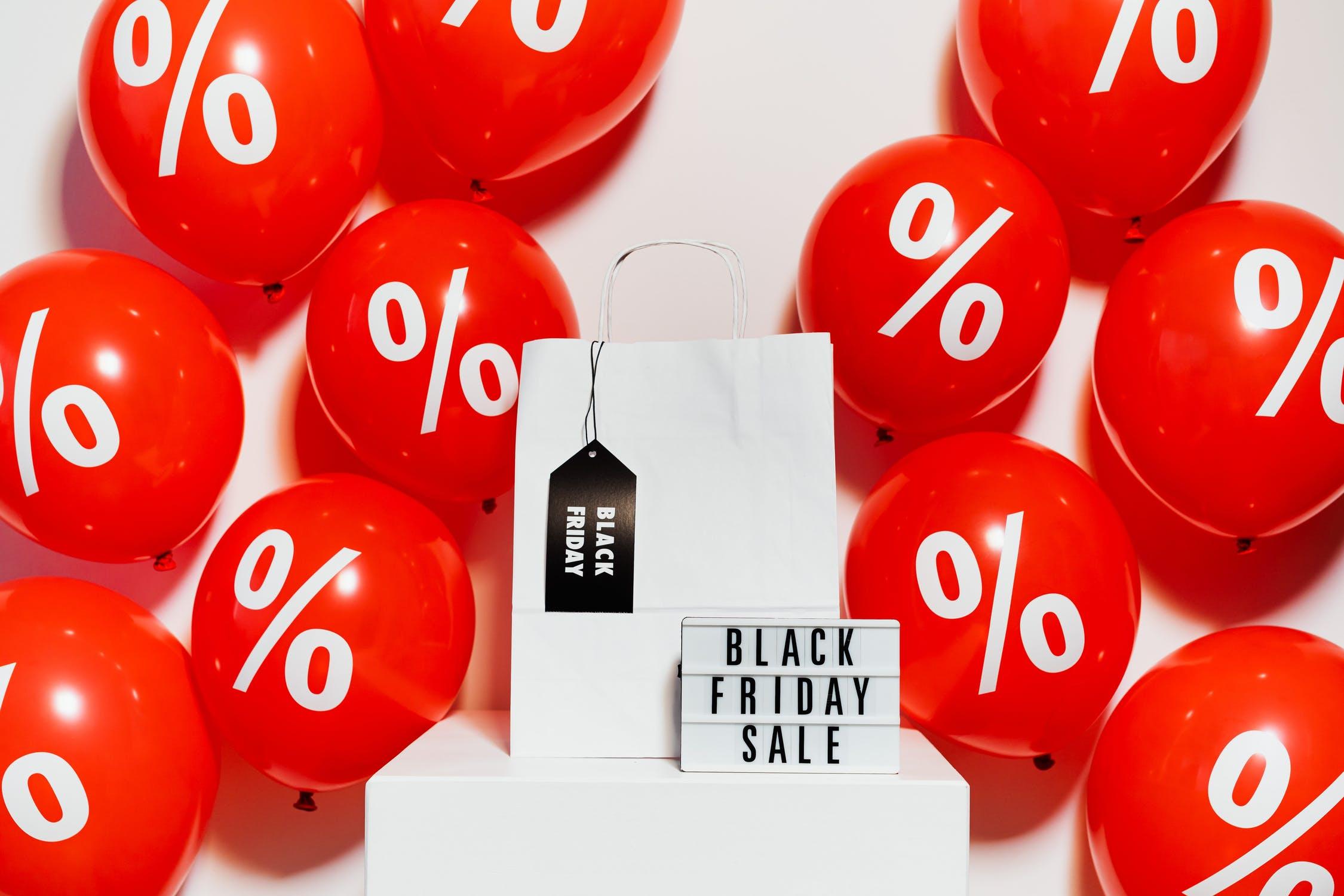 HET IS BLACK FRIDAY BIJ PACOM!!