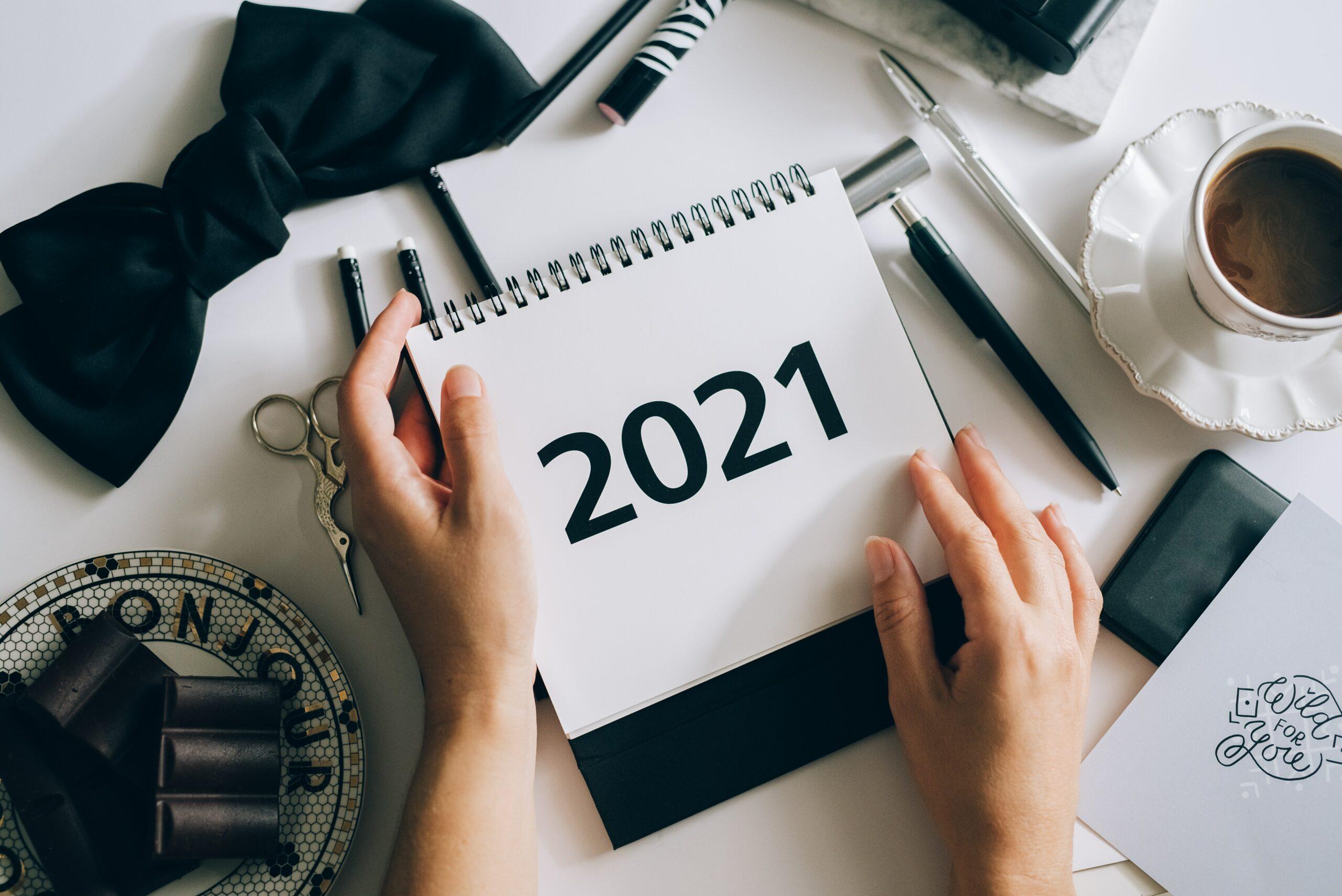 Let's make 2021 beautiful together! ✨